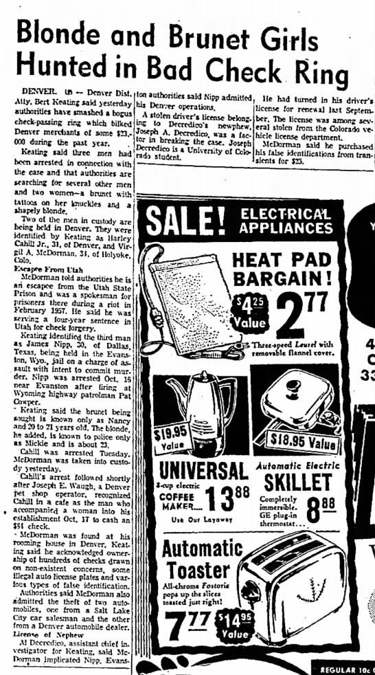 The Corpus Christi Caller-Times, 13 November 1958, Page 17 - Virgil McDorman