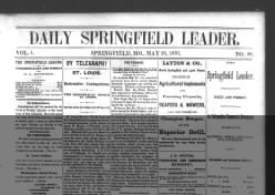 The Springfield Leader