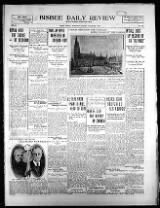 Bisbee Daily Review