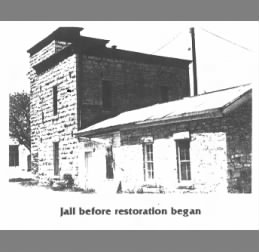 Old Jail before restoration picture