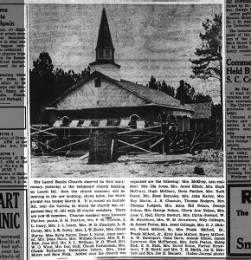 Byrta Nantz Laurel Baptist Church