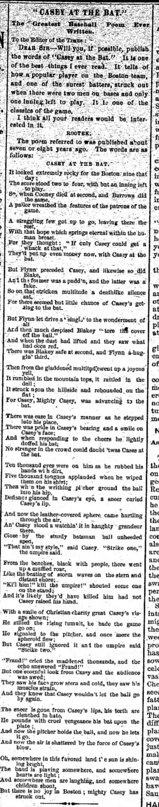 Daily Times New Brunswick, NJ 4 June 1895