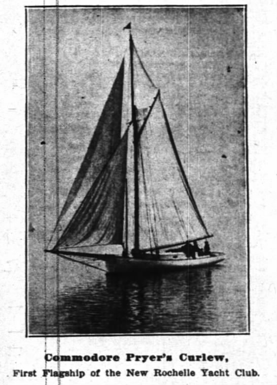 Commodore Charles Pryer's Curlew