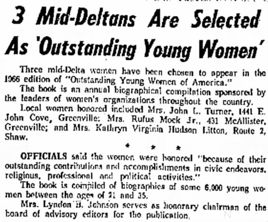 19 Dec 1966 The Delta Democrat-Times, Greenville, MS