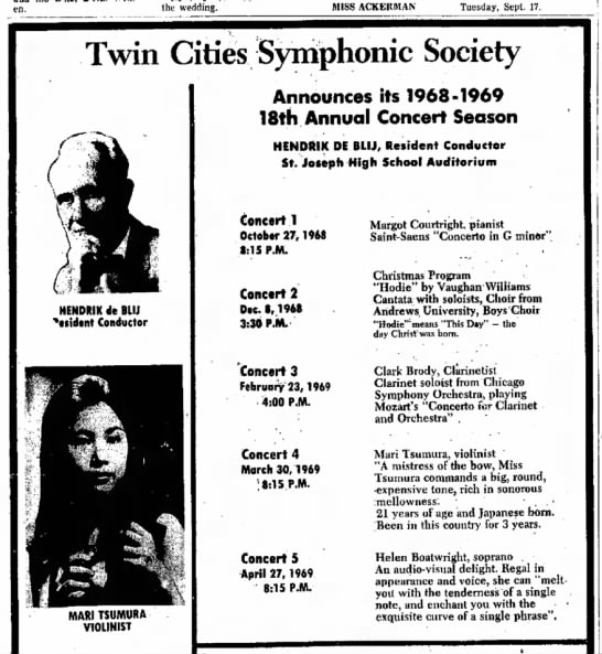 Twin Cities Symphonic Society