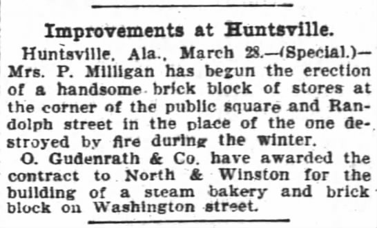 Atlanta Constitution 28 Mar 1900