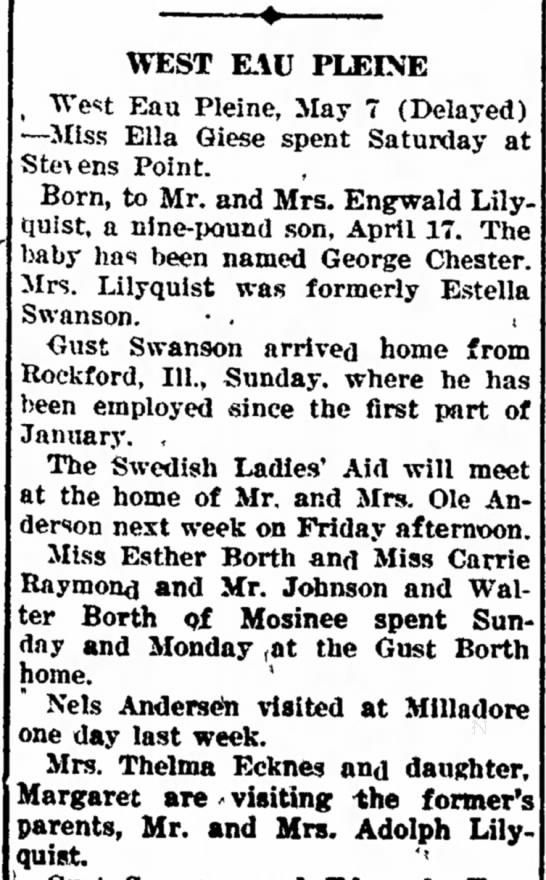 11 May 1920