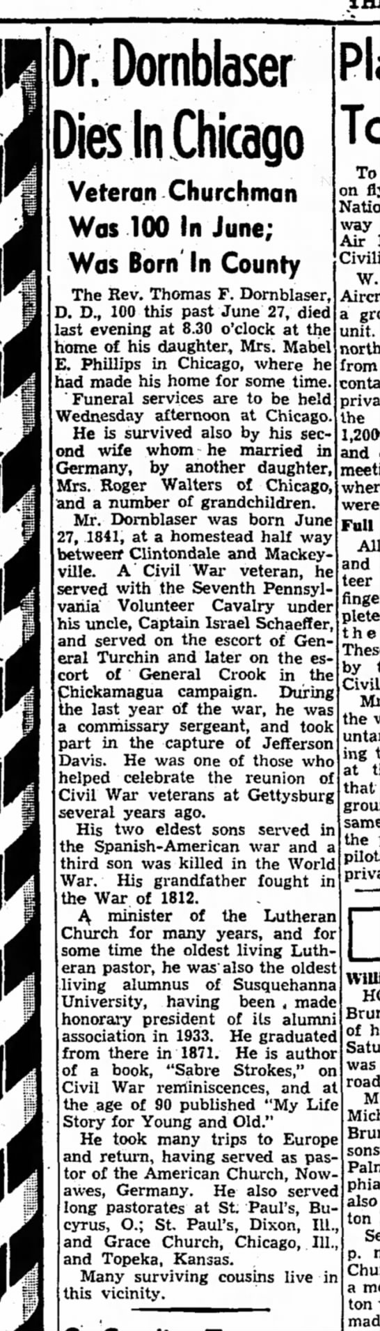 Lock Haven, PA - The Express •  22 December 1941 •  Page 8