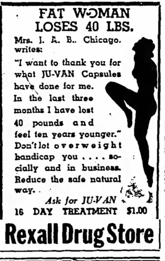 Loss weight-1941