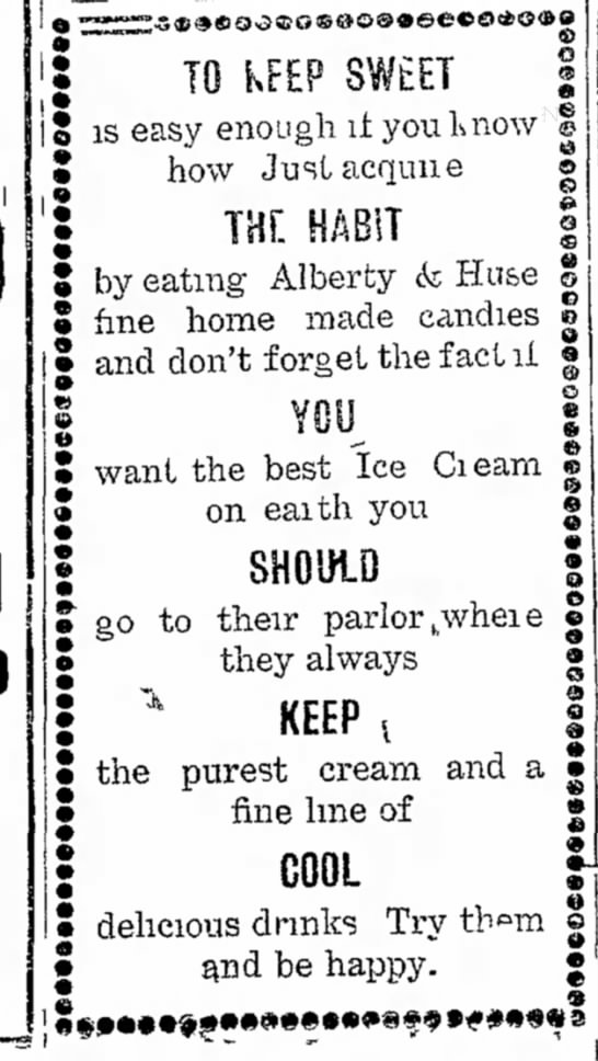 Alberty & Alberty & Huse