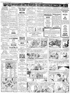 The Courier News from Blytheville, Arkansas on February 17, 1940 · Page 5