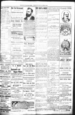 The Daily Deadwood Pioneer-Times from Deadwood, South Dakota on March 3, 1899 · Page 3