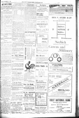 The Daily Deadwood Pioneer-Times from Deadwood, South Dakota on December 14, 1900 · Page 3