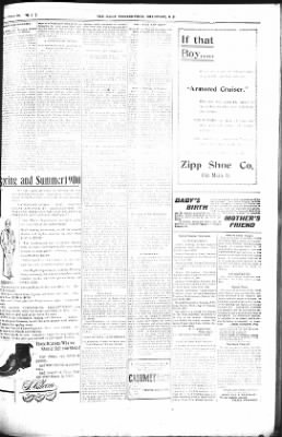 The Daily Deadwood Pioneer-Times from Deadwood, South Dakota on June 8, 1900 · Page 5