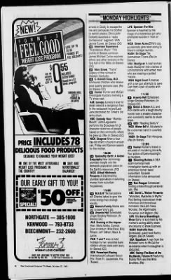 The Cincinnati Enquirer from Cincinnati, Ohio on October 27, 1991 · Page 420