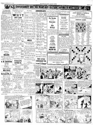The Courier News from Blytheville, Arkansas on February 26, 1940 · Page 5