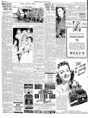 The Courier News from Blytheville, Arkansas on February 28, 1940 · Page 8