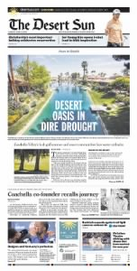 Sample The Desert Sun front page