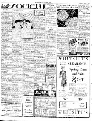 The Courier News from Blytheville, Arkansas on April 2, 1940 · Page 2