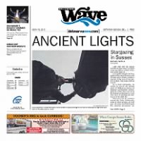 Sample Delaware Wave front page