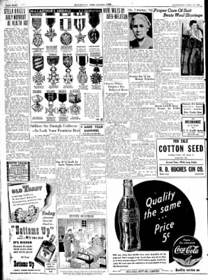 The Courier News from Blytheville, Arkansas on April 15, 1942 · Page 8