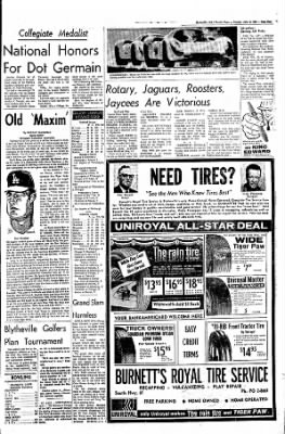 The Courier News from Blytheville, Arkansas on June 18, 1968 · Page 9