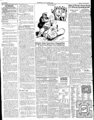 The Courier News from Blytheville, Arkansas on March 25, 1949 · Page 8