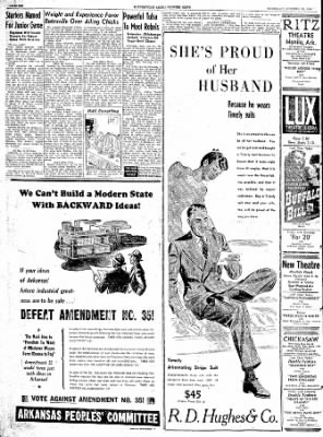 The Courier News from Blytheville, Arkansas on October 19, 1944 · Page 6