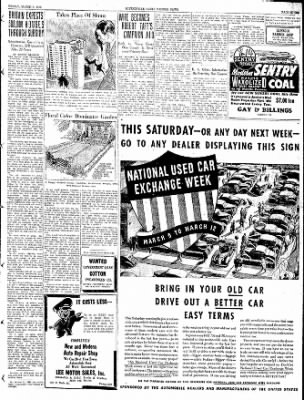 The Courier News from Blytheville, Arkansas on March 4, 1938 · Page 7