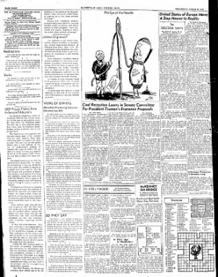 The Courier News from Blytheville, Arkansas on March 30, 1949 · Page 8