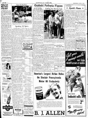 The Courier News from Blytheville, Arkansas on June 3, 1942 · Page 6