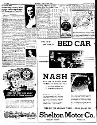 The Courier News from Blytheville, Arkansas on July 5, 1949 · Page 2