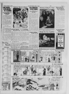 The Daily Clintonian from Clinton, Indiana on December 15, 1936 · Page 5