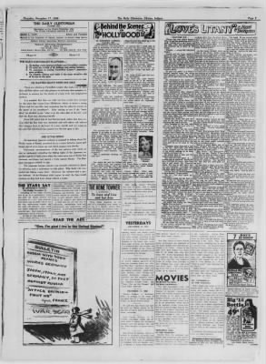 The Daily Clintonian from Clinton, Indiana on December 17, 1936 · Page 3