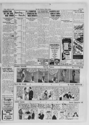 The Daily Clintonian from Clinton, Indiana on January 15, 1937 · Page 5