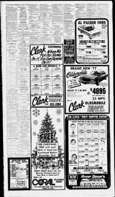 The Palm Beach Post from West Palm Beach, Florida on December 11, 1976 · Page 34