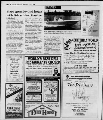 The Palm Beach Post from West Palm Beach, Florida on March 27, 1998 · Page 118