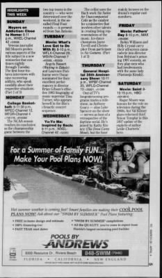 The Palm Beach Post from West Palm Beach, Florida on March 29, 1998 · Page 250