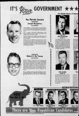 The Palm Beach Post from West Palm Beach, Florida on November 3, 1968 · Page 139