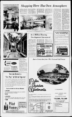 The Palm Beach Post from West Palm Beach, Florida on November 10, 1968 · Page 84