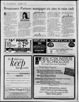 The Palm Beach Post from West Palm Beach, Florida on December 1, 1997 · Page 50