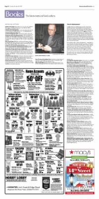 Democrat and Chronicle from Rochester, New York on October 18, 2015 · Page C6