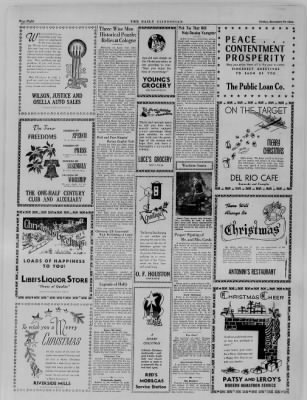 The Daily Clintonian from Clinton, Indiana on December 22, 1944 · Page 14