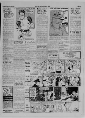 The Daily Clintonian from Clinton, Indiana on December 27, 1944 · Page 5