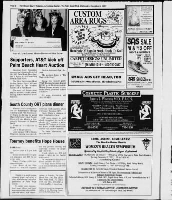 The Palm Beach Post from West Palm Beach, Florida on December 3, 1997 · Page 95