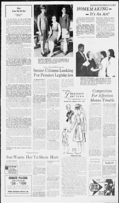 The Palm Beach Post from West Palm Beach, Florida on November 16, 1968 · Page 9