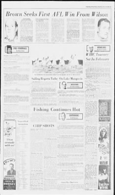 The Palm Beach Post from West Palm Beach, Florida on November 16, 1968 · Page 15