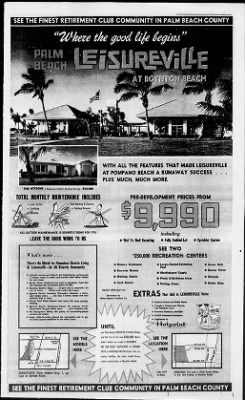 The Palm Beach Post from West Palm Beach, Florida on November 17, 1968 · Page 73