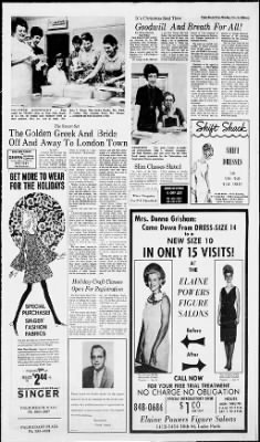 The Palm Beach Post from West Palm Beach, Florida on November 18, 1968 · Page 15