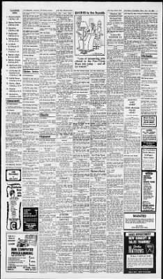 The Palm Beach Post from West Palm Beach, Florida on November 19, 1968 · Page 27